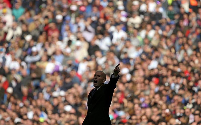 Zidane Tak Pernah Berniat Catat Rekor Di Real Madrid