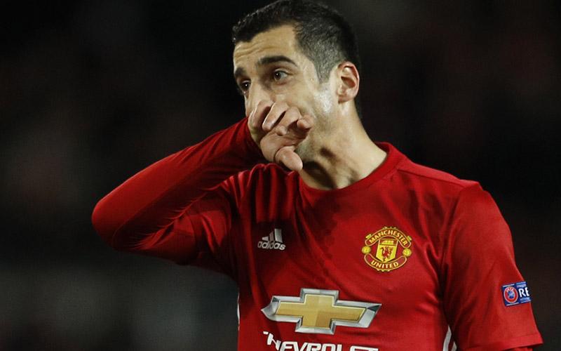 Mkhitaryan Bertekad Cetak Gol Di Old Trafford