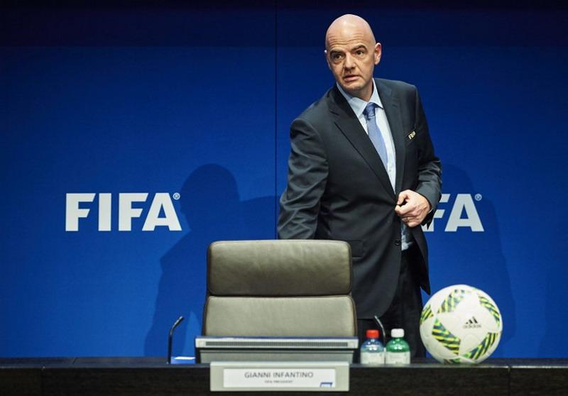 Presiden FIFA Optimis Piala Dunia Diikuti 48 Tim