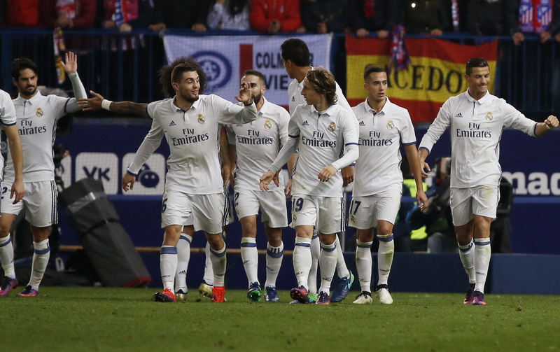 Real Madrid (Foto: Reuters)
