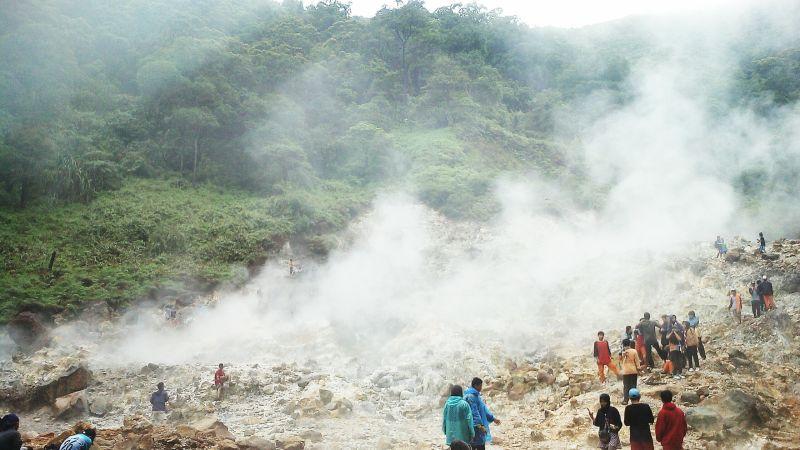 Hasil gambar untuk gunung pulosari pandeglang