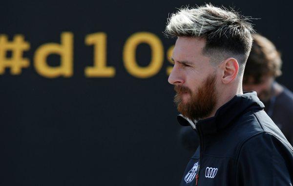 Level Messi Masih Berada Jauh di Bawah Stefano