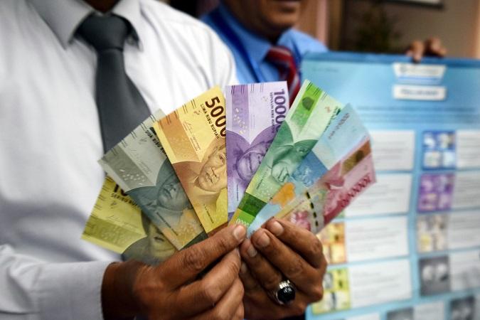 Hasil gambar untuk gambar uang baru
