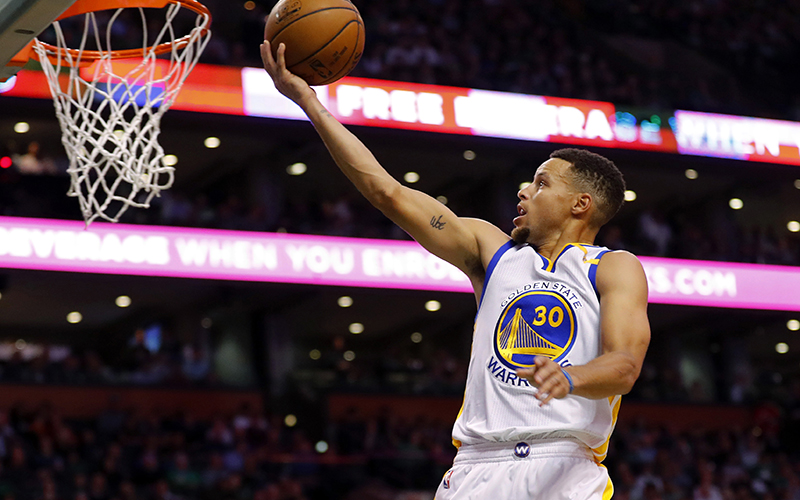 Stephen Curry (Foto: Reuters)