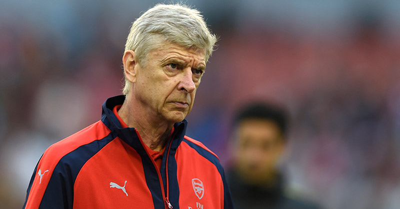 Wenger Putuskan Masa Depannya Bersama Arsenal