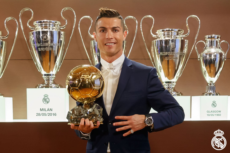 Ronaldo Jadikan Rentetan Gelar Juara Untuk Bungkam Pengkritik