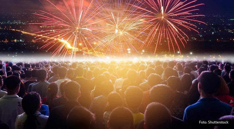 Tahun Baru  Tips Adakan Pesta Malam Tahun Baru Dengan Biaya Murah