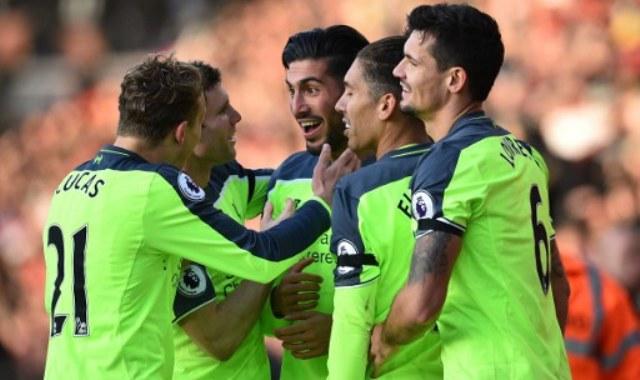 Mignolet Puas Dengan Kinerja Lini Serang Liverpool