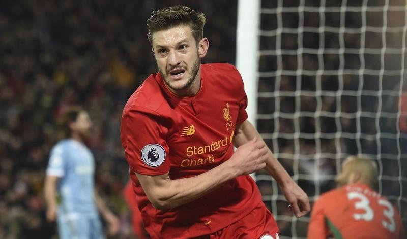 Lallana Pemain terbaik Liverpool Saat Ini