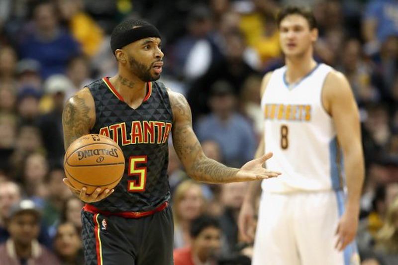 Atlanta sukses kalahkan Spurs. (Foto: AFP/Matthew Stockman)