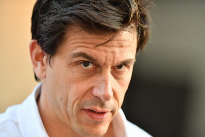 Wolff sebut Ferrari jadi lawan terberat di Mercedes di F1 2017. (Foto: AFP/Andrejj Isakovic)