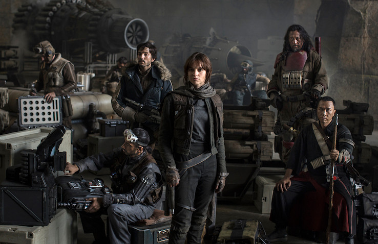 Rogue One Puncaki Tangga Box Office. (Foto: Indiewire)