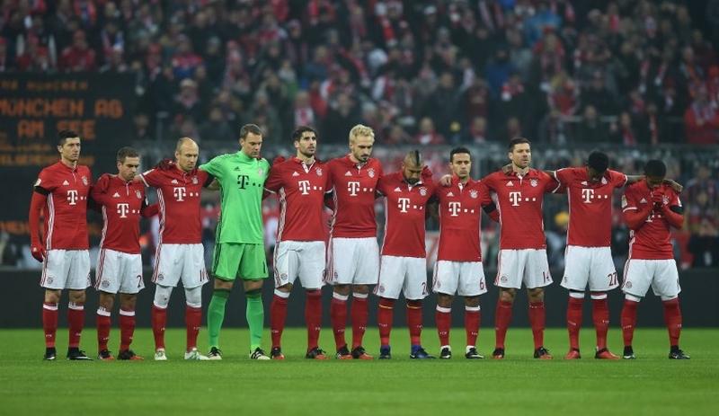 Bayern Munich (Foto: AFP)