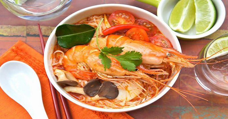 Resep Tom Yum Soup, Hidangan Spesial Akhir Pekan