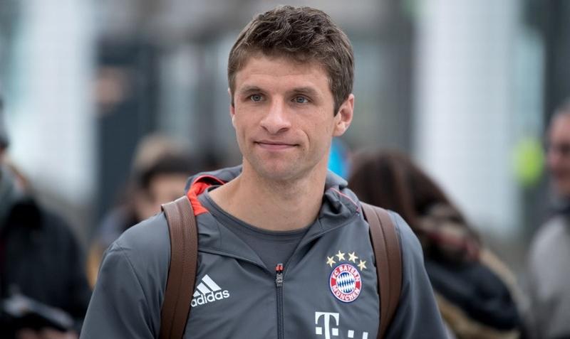 Thomas Muller (Foto: AFP)