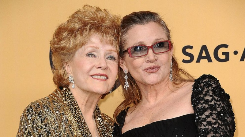 Ajang Golden Globe Awards 2017 Beri Tribute untuk Debbie Reynolds dan Carrie Fisher. (Foto: Abcnews)
