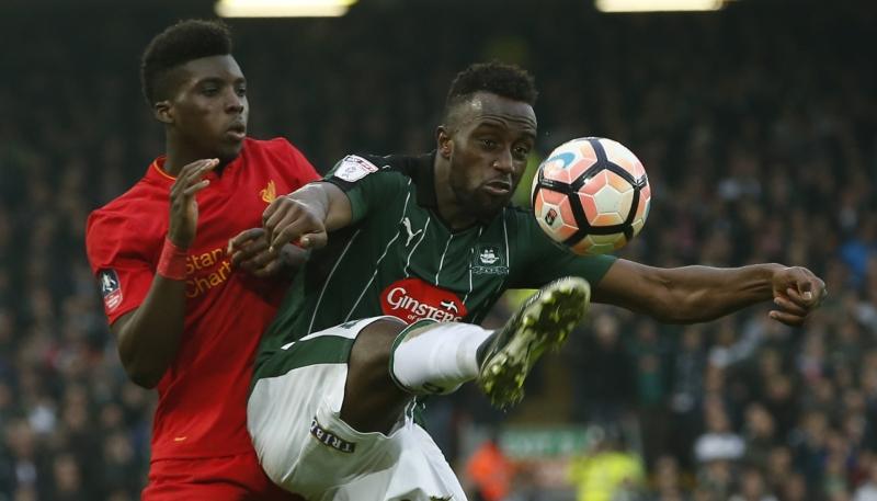 Liverpool vs Plymouth Argyle (Foto: Reuters)