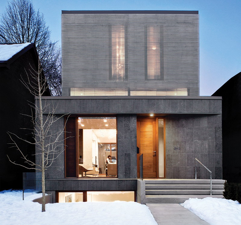 Intip Arsitektur Rumah Berlapis Aluminium yang Bikin Orang Kagum