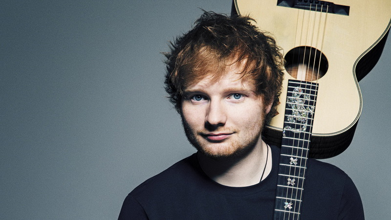 Ed Sheeran (Foto: Billboard)
