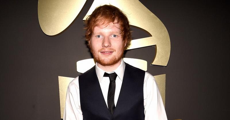 Ed Sheeran (Foto:Grammy)