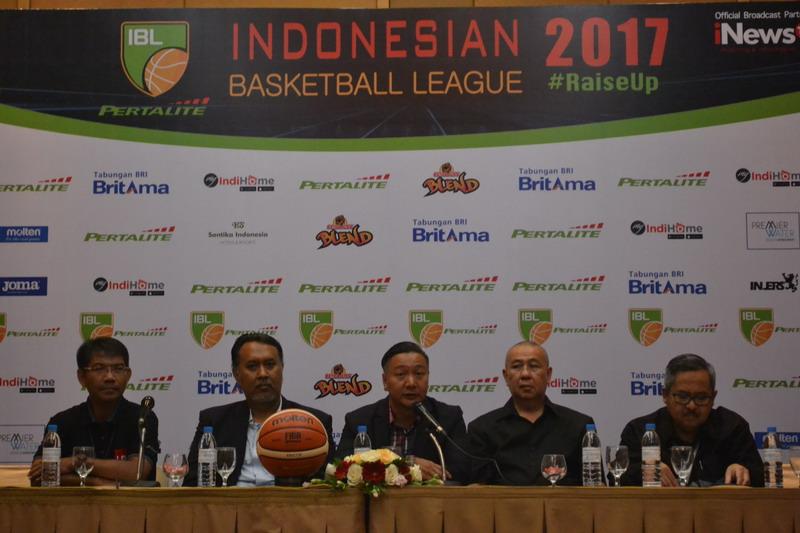 IBL 2017 jadi ajang seleksi timnas basket SEA Games 2017 (Bagas Abdiel/Okezone)