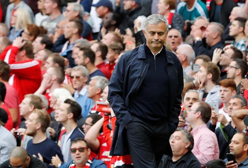 Mourinho Optimistis MU Raih Kemenangan