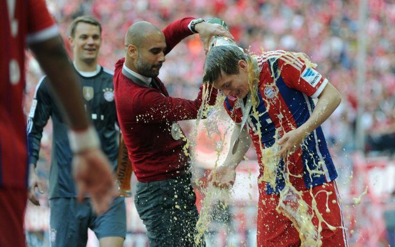 Guardiola Mudahkan Pekerjaan Ancelotti Di Munich