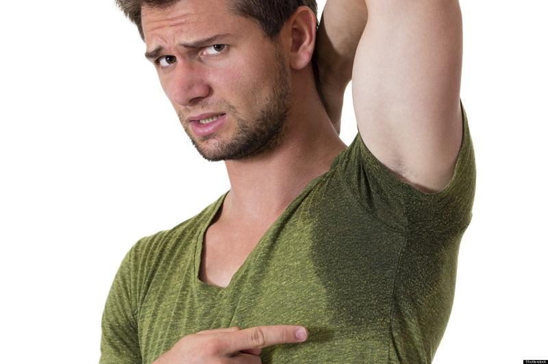 Guys, biar Enggak Basah Ketiak Coba Pakai Kaus Dalam Sebelum Beraktivitas