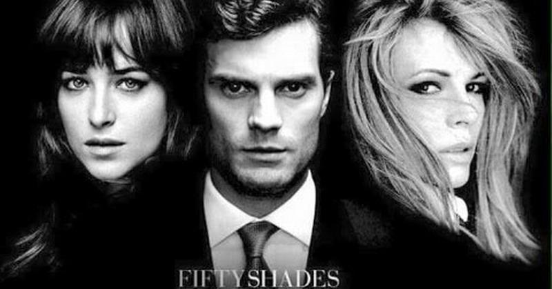 Poster Fifty Shades Darker (Foto: Cinema)