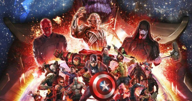 Poster film Avengers (Foto: Moviepilot)