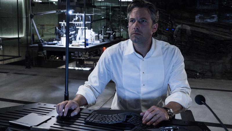 Ben Affleck pastikan sutradarai The Batman (Foto: Collider)