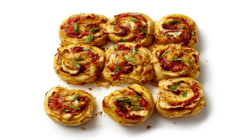 Resep Roti Pizza Gulung untuk Bekal Buah Hati Anda