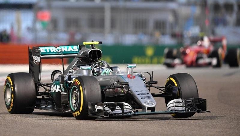 Mercedes (Foto: AFP)