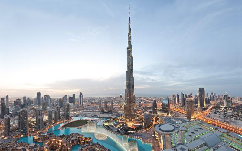 Perbedaan Burj Khalifa dan Shanghai Tower sebagai Gedung Tertinggi di Dunia