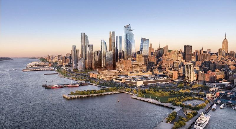 \7 Megaproyek di New York Senilai Miliaran Dolar AS hingga 2035   \