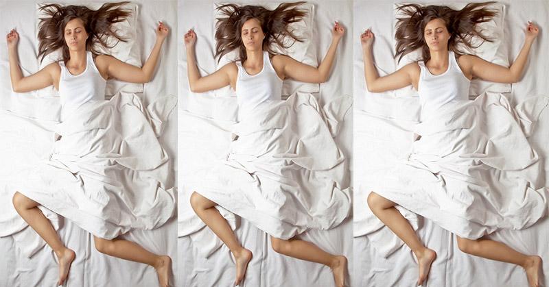 Ladies, Tidur Telentang Ternyata Bagus Loh untuk Kesehatan Payudara