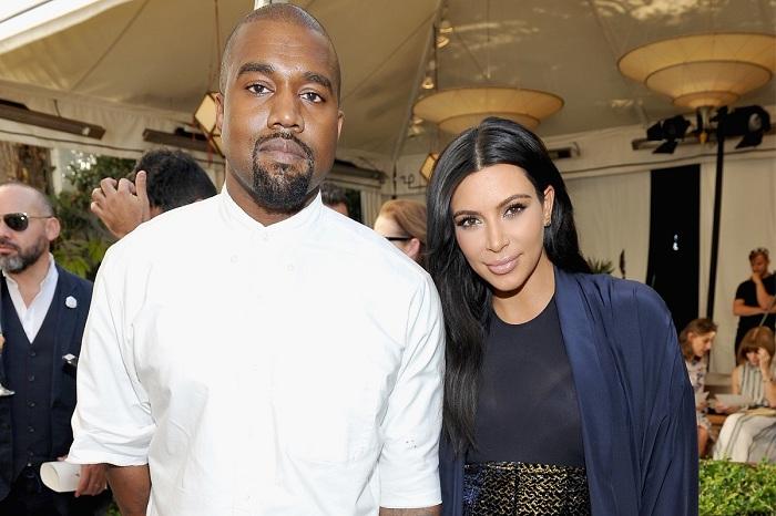 Kanye West Buat Lagu Berdasarkan Perampokan yang Dialami Kim Kardashian. (Foto: IntouchWeekly)