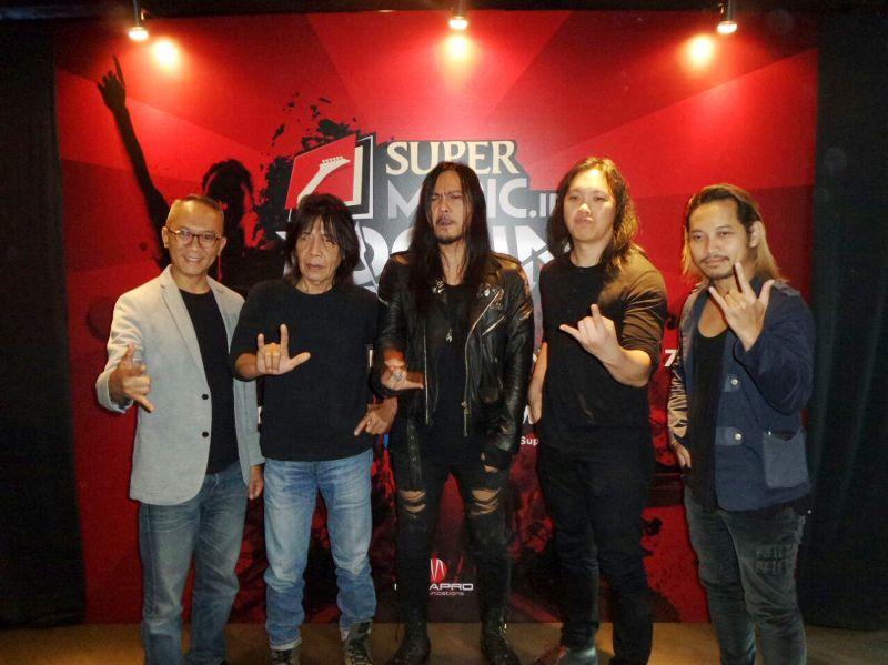 Super Music ID Rockin Battle (Foto: Ray/Okezone)