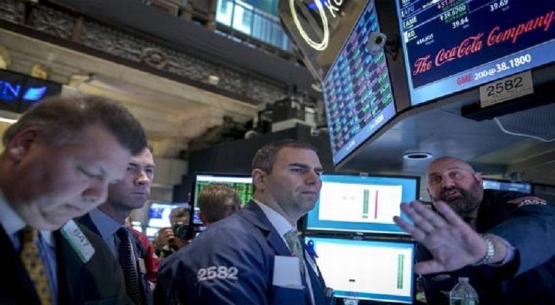 \Wall Street Menguat di Tengah Konferensi Pers Presiden Baru AS\