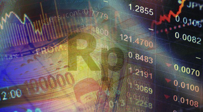 \Hantam Dolar AS, Rupiah Menguat ke Level Rp13.281\