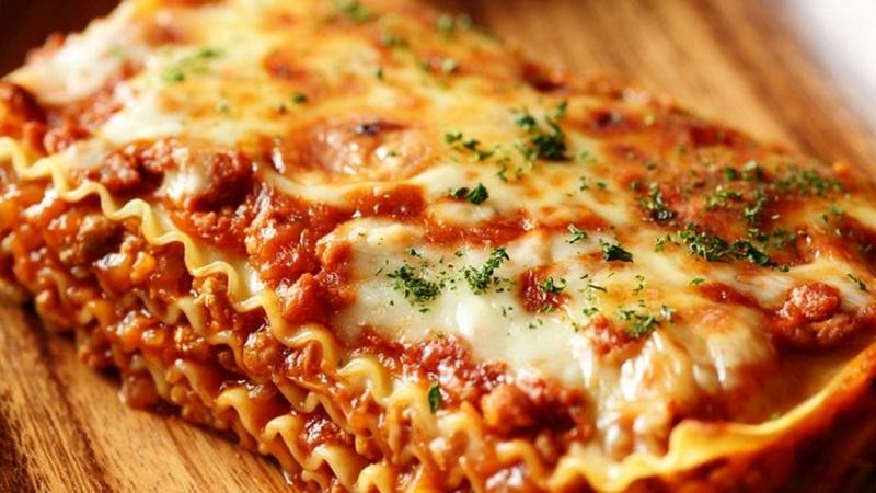 Lasagna Ternyata Tidak Boleh Dimasak dalam Air Mendidih