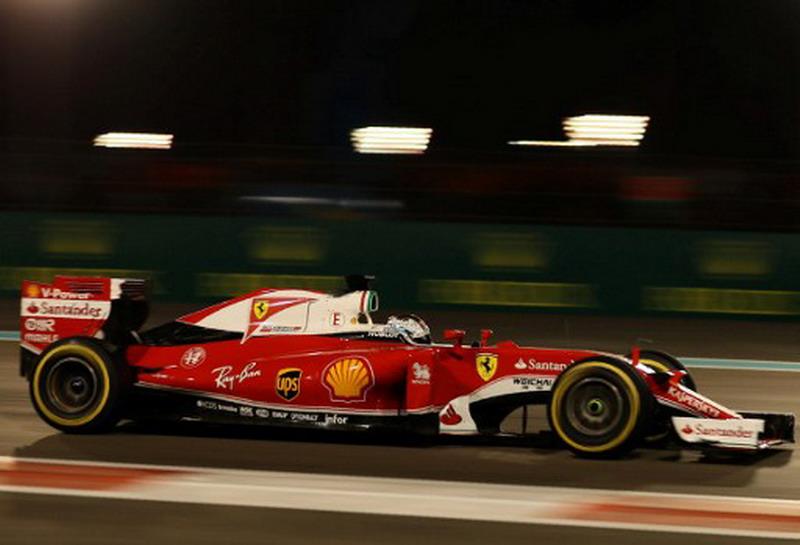Ferrari persiapkan mobil baru untuk F1 2017 (Foto: Karim Sahib/AFP)