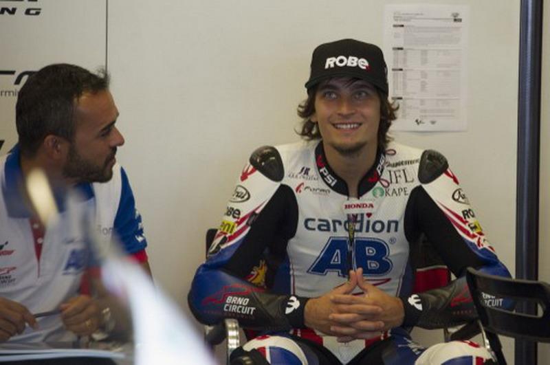 Karel Abraham antusias ke MotoGP bersama Ducati (Foto:AFP)