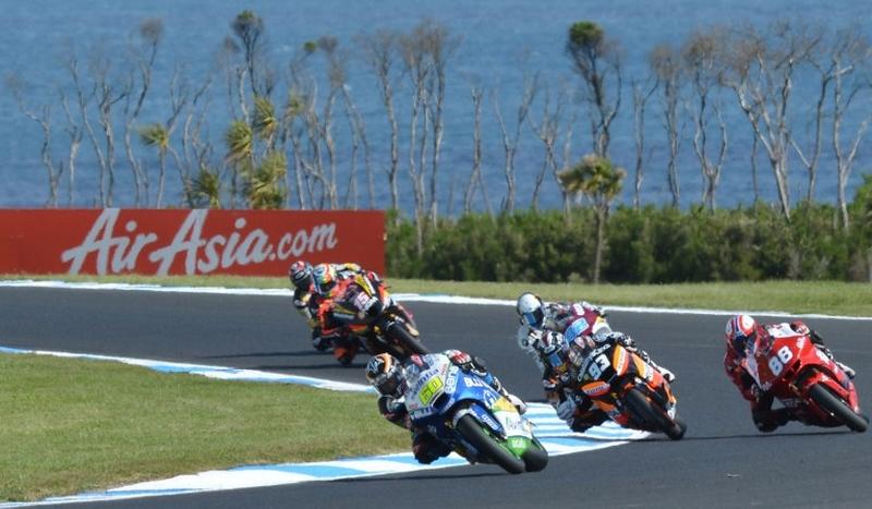 MotoGP Australia (Foto: AFP)