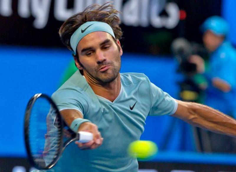 Federer jadi unggulan ke-17 di Australia Open 2017. (Foto: AFP)