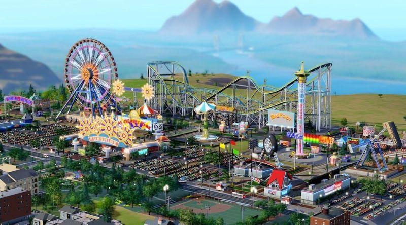 Lido Theme Park Akan Jadi Taman Bermain Baru di Indonesia