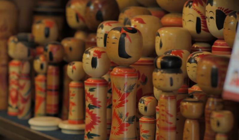 Boneka Kokeshi di Jepang Menyimpan Sejarah tentang Manusia Lho!