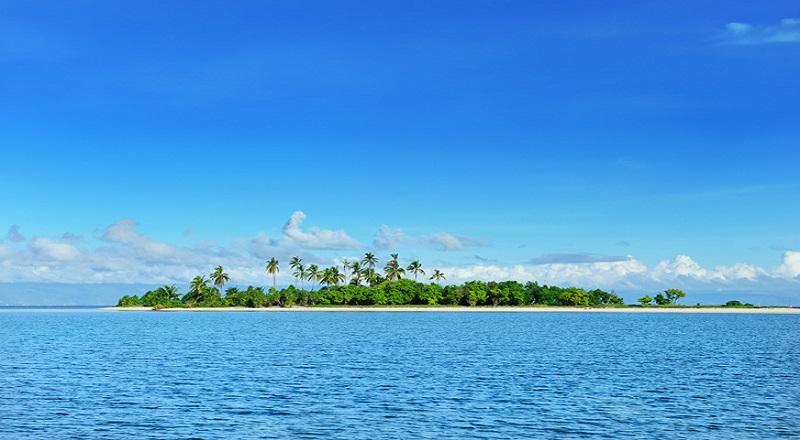 \Soal Pulau Tak Bernama, Mendagri: Jangan Pakai Nama Asing\