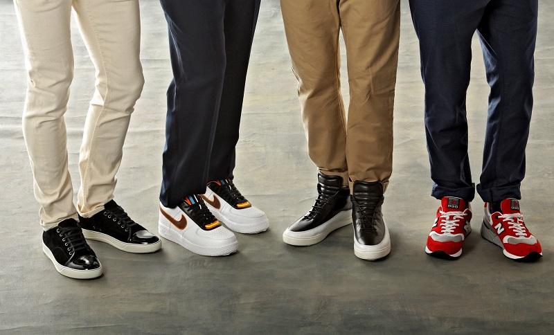 Langkah Jitu Bedakan Sneakers Asli atau Palsu