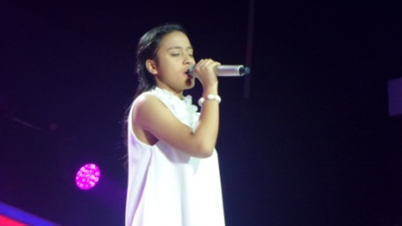 Kaneshia The Voice Kids